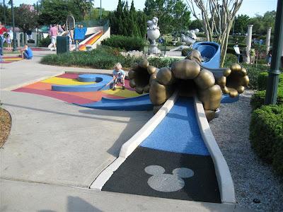 Soneevda Disney Fantasia Miniature Golf Fantasia Gardens