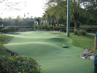 Soneevda Disney Fantasia Miniature Golf Fantasia Fairways