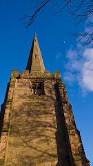Church Spire Ashover, Derbyshire