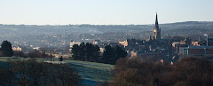 Chesterfield from Tapton House