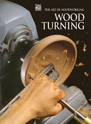woodworking books & magazines: The Art Of Woodworking - Wood Turning