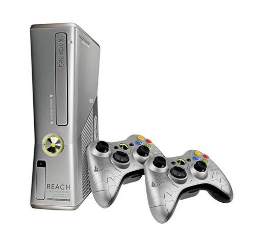 Online Computer News Xbox 360 Console 250gb Halo Reach Bundle