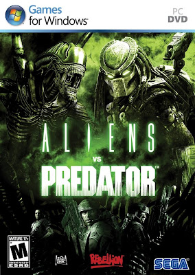 ALIENS VS PREDATOR - PC - 2010