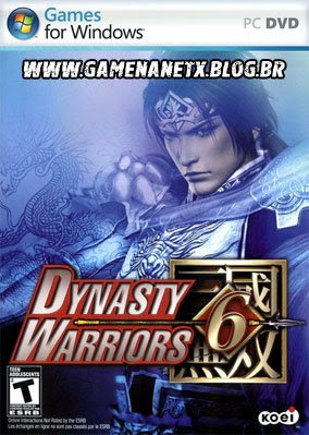 DYNASTY WARRIORS 6 - PC Dynasty