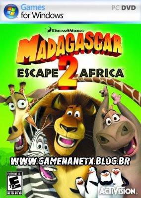 MADAGASCAR: ESCAPE 2 AFRICA - PC - CRACK MADAGASCAR_2
