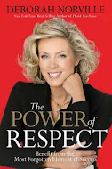 """The Power of Respect"" by Deborah Norville"