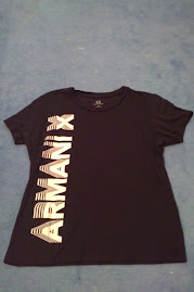 Armani Exchange Top