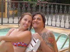 amor na piscina