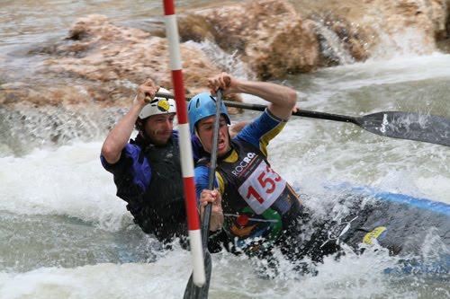 Canal de aguas bravas de Cuenca- El Sargal