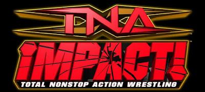TNA impact logotipo wrestling