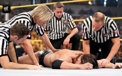 rookie de WWE NXT erido