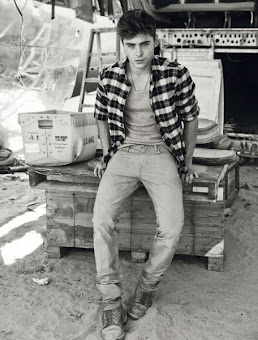 Zac Efron ;)