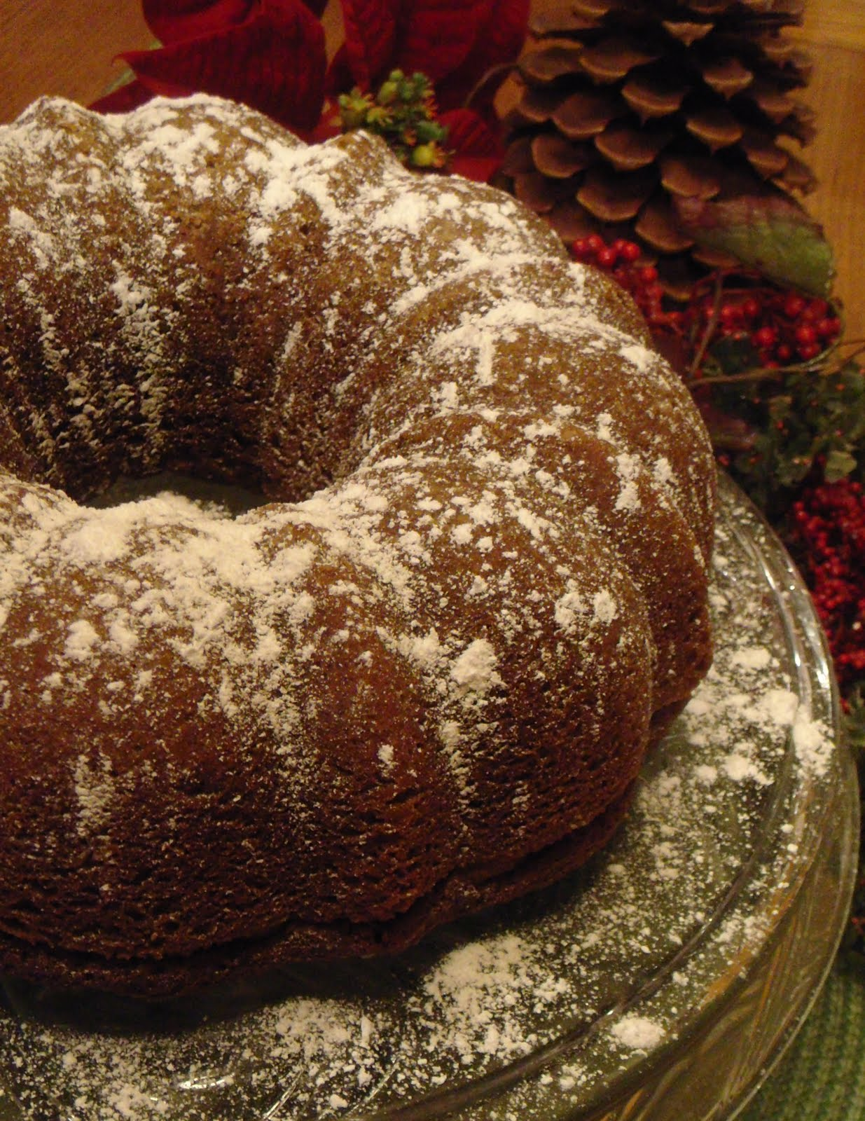 Deals to Meals: Perfectly Moist Gingerbread Cake w/ Whipped Topping