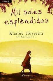 Mil soles espléndidos, Khaled Hosseini