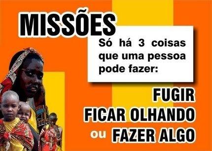 SOS MISSIONÁRIO