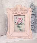 Ornate Framed Roses
