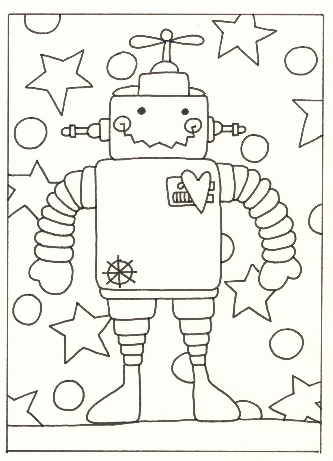 i am special coloring pages - photo #9