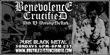 Benevolence Crucified