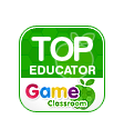 Game Classroom Top Educator