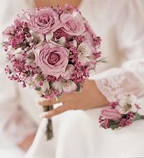 جمال الحياة في الورد