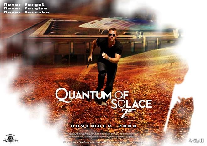 Un saludo desde Francia de Stéphane Tron..hermoso afiche art...al fondo el observatorio Paranal