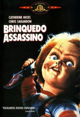 Download Coleção Brinquedo Assassino DVDRip AVI Dublado