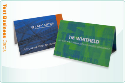 Dai 505 for Tent business cards