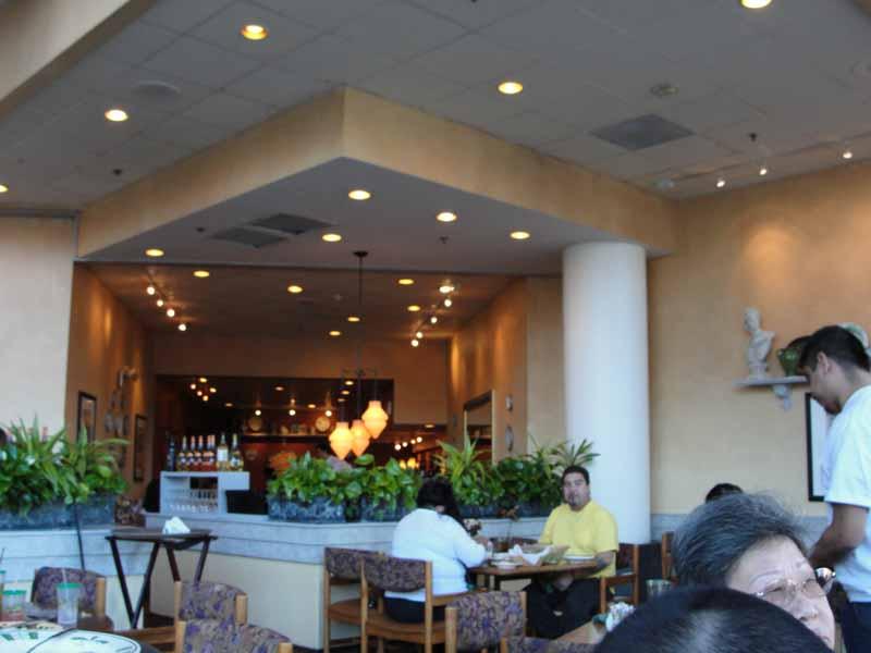 Olive Garden In Glendale