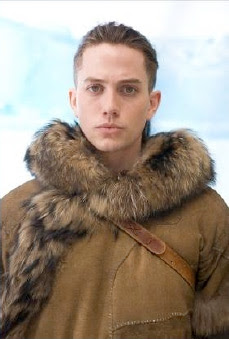 Jackson Rathbone as Sokka - The Last Airbender Movie