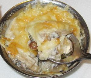 Шедевры кулинарии жульен в сковороде