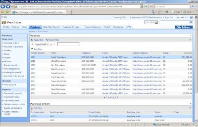 Microsoft Dynamics AX: AX 2009  Quick Overview  Arijit Basu  Dynamics AX MVP
