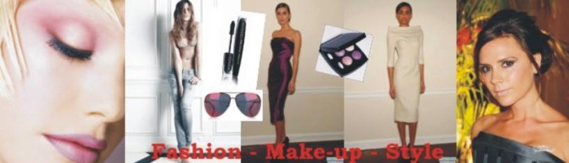 Fashion - Make-up - Style