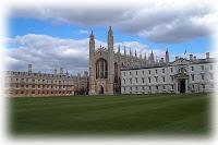Знаменитый Кембридж