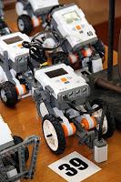Так выглядит программируемый робот
