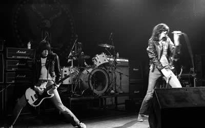 RAMONES LIVE 1980'