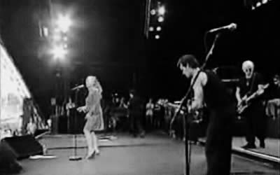 Blondie Live, Glastonbury