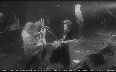 Hanoi Rocks Live Tokyo (2002)