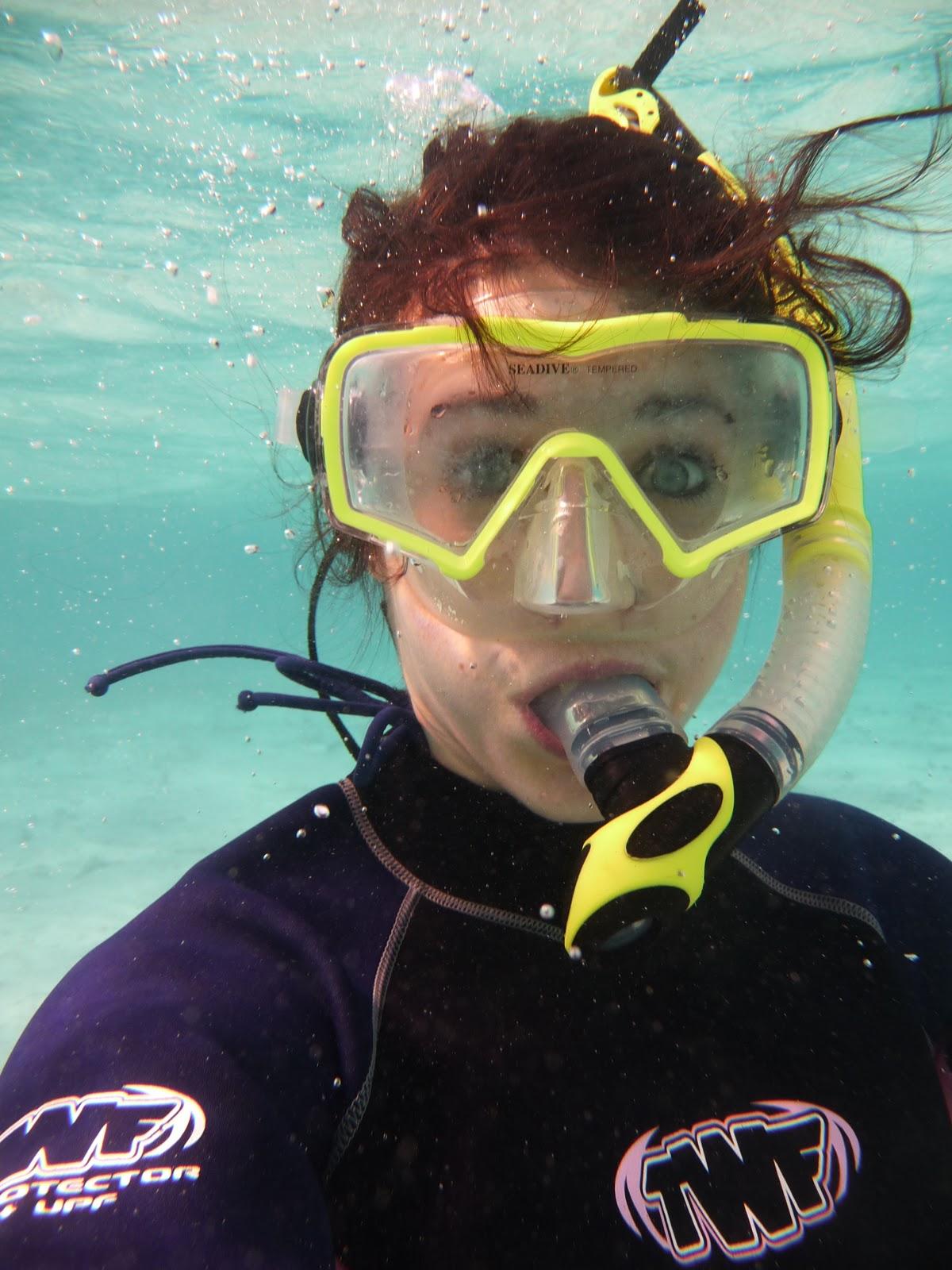 Hot Tub Girl. Underwater Video Camera - Video