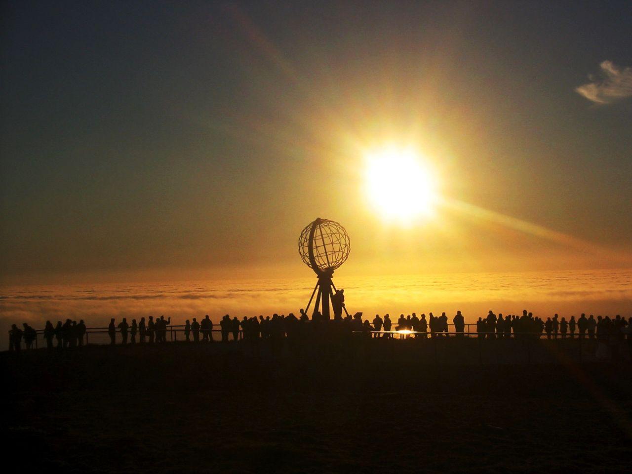 Lapland, Sebuah Tempat yang Menghadirkan Keindahan Fenomena Matahari Tengah Malam