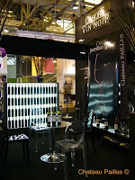 Cahors booth at vinexpo