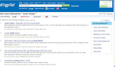 dogpile search engine