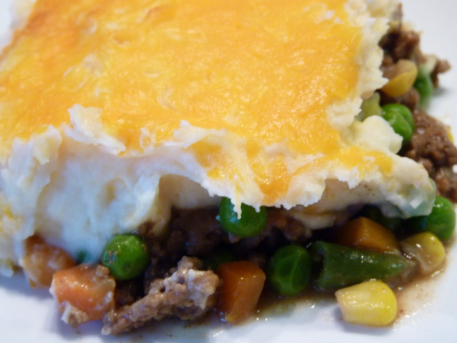 Fantastic Family Favorites: Easy Shepherd's Pie