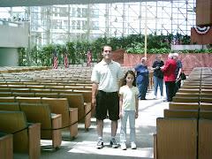 Catedral Cristal -Garden Grover-EUA 2006