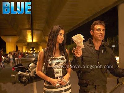 Hot Katrina Kaif Blue Film