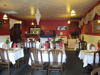 Click to enlarge - Interior of Taste of India and Nepal