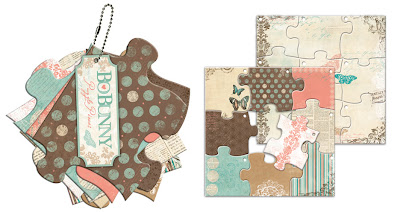 Bobunny introducing our new paper lines for Decoration or embellishment crossword
