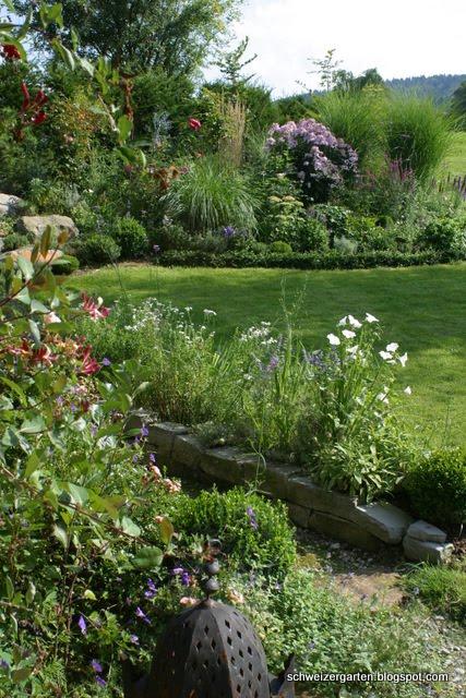 Ein schweizer garten aus die maus der buchs muss weg for Gartengestaltung thuja