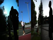 My activity, EVERYDAY!! Haha.