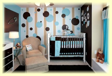 Baby Room Designs on Modern Baby Room Design   Minimalist Home Design