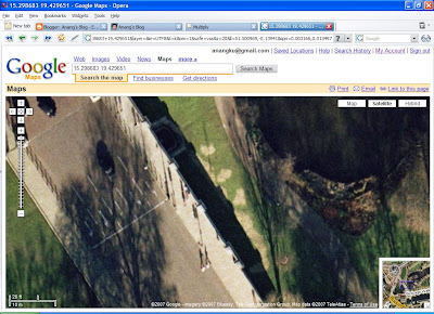Google Maps Zoom Hack